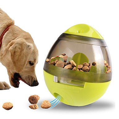 Interactive Toy Pets Pet Toy Tumbler Lovely Quick installation ABS+PC Gift