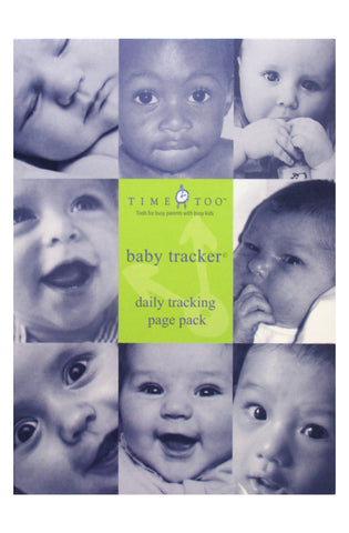 Baby Tracker Annual Page Pack Refill Image