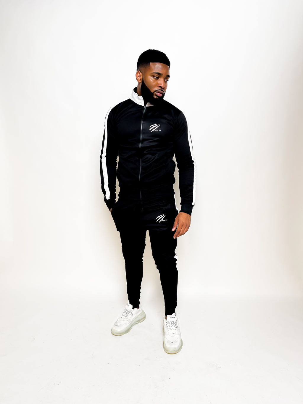 Black Shadow Tracksuit
