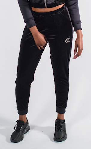 Women's Black Panther Bottoms