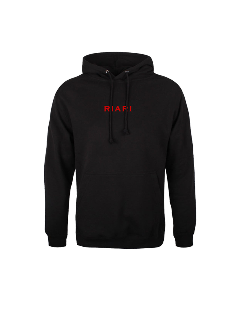 RAW Red Hoodie