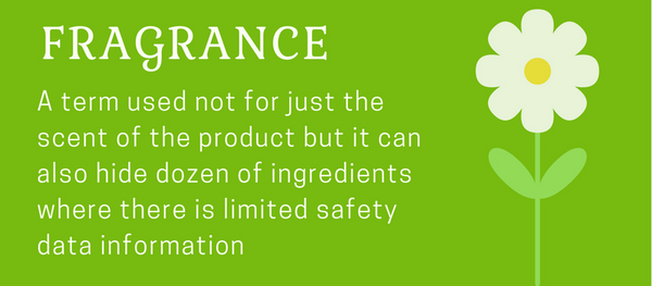 what is in fragrance?