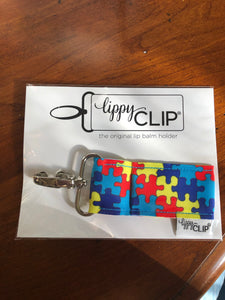 Lippy Clip - Autism Support