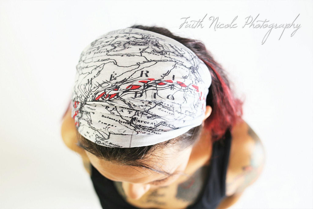 Traveler Tube Turban Headband