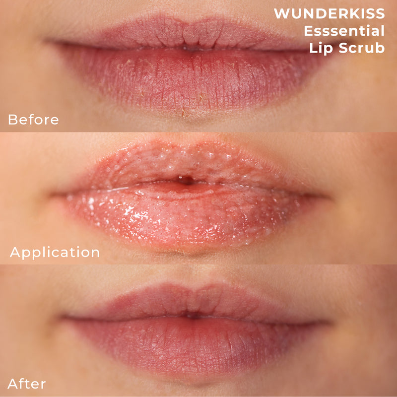 WUNDERKISS ESSENTIAL LIP SCRUB