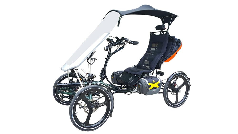 City Commuting Quad-H420E