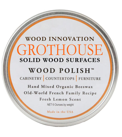 Grothouse Wood Polish™