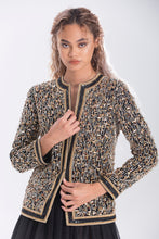 Load image into Gallery viewer, Arya, Hand Embroidered Jacket