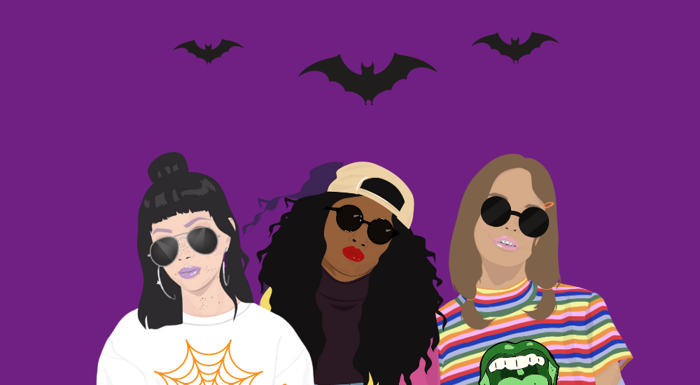 13 group Halloween costumes to do with your squad