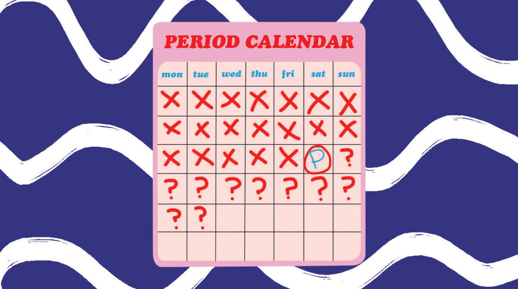 How long should my period last?