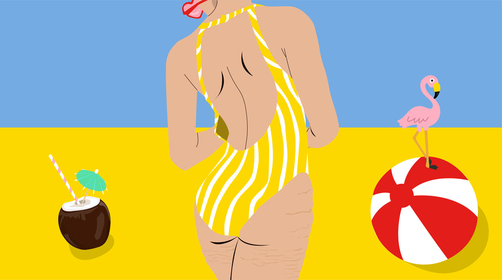 my love/hate relationship with cellulite