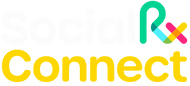 Social Rx Connect logo white