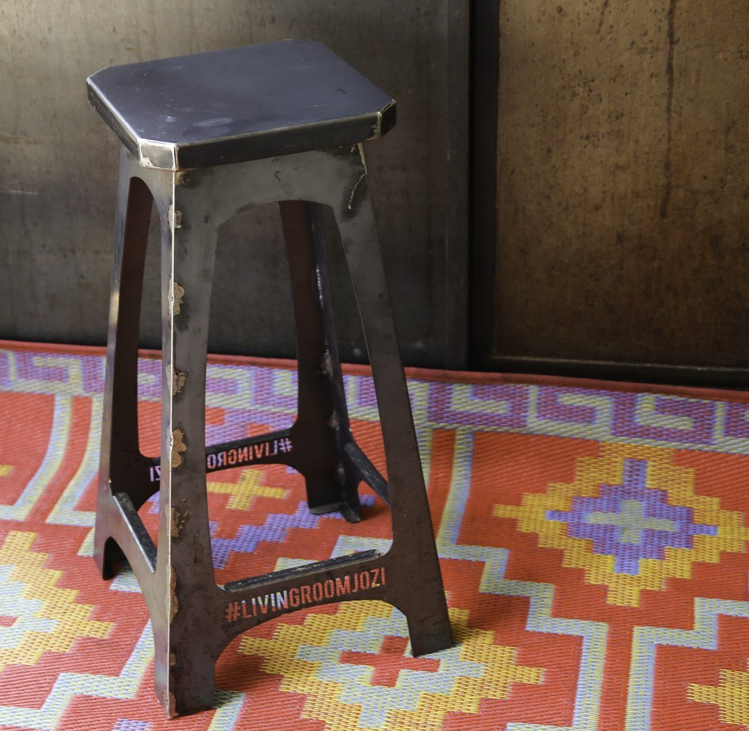 Steel Bar Stools