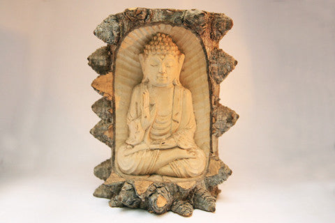 Buddha - Mudra of  wisdom and understanding