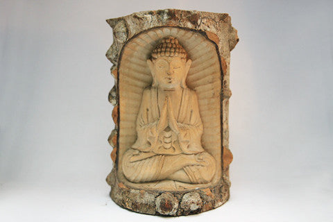 Buddha - Mudra of Greeting & Adoration