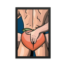 Load image into Gallery viewer, EMOJIONS PEACH - Art by roel-van-roozendaal.myshopify.com