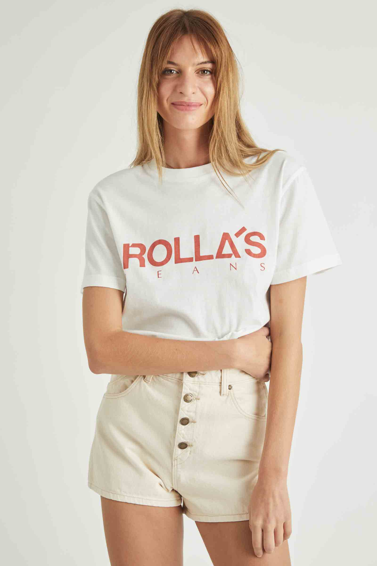 Tomboy Classic Logo Tee - Faded Red