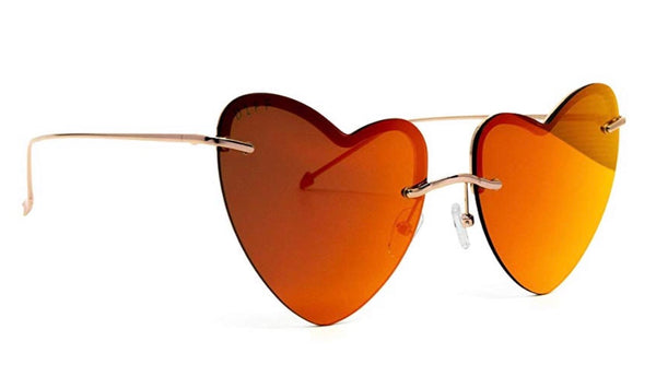 DIFF EYEWEAR HEART - HELPS WITH VISION
