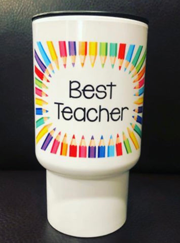 BEST TEACHER TUMBLER