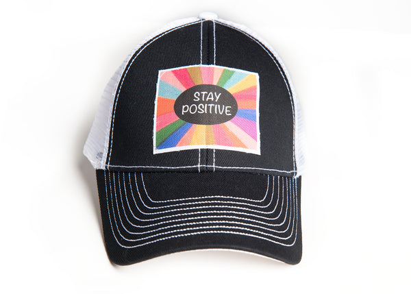 HAT - STAY POSITIVE