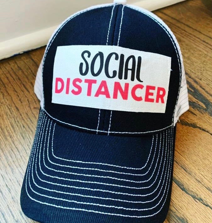 HAT - SOCIAL DISTANCER