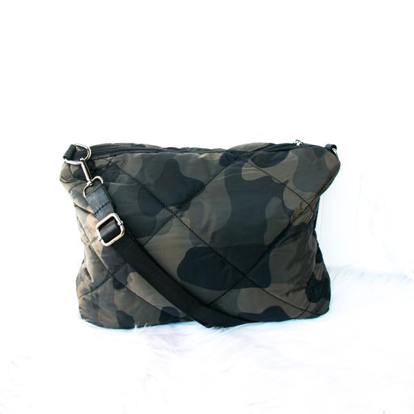 CROSSBODY CAMO - TYPE 1 DIABETES