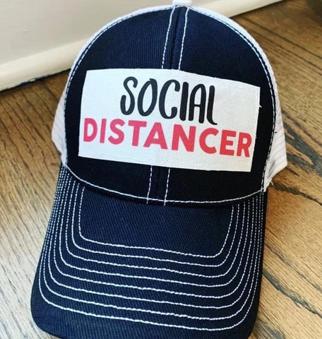 SOCIAL DISTANCER PW