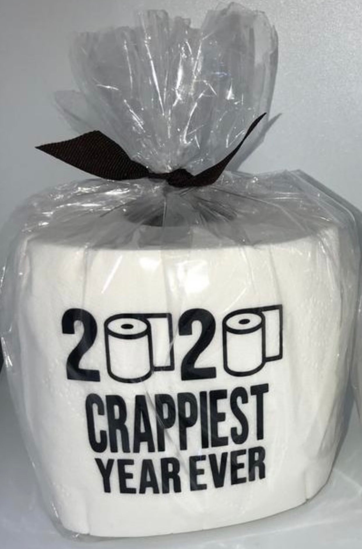 TOILET PAPER ROLL - 2020 CRAPPIEST YEAR