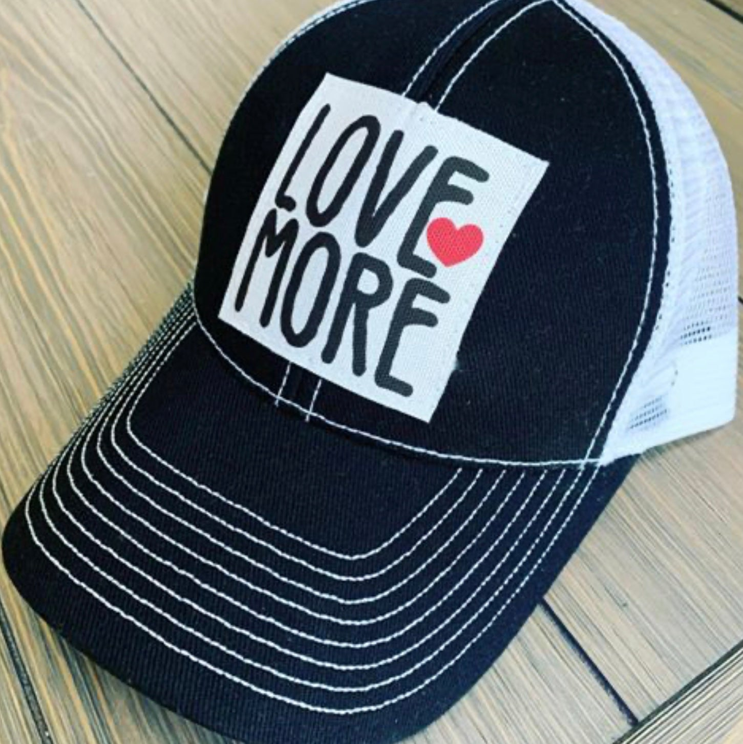 HAT - LOVE MORE