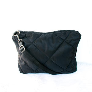CROSSBODY BLACK - TYPE 1 DIABETES