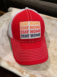 HAT - STAY HOME
