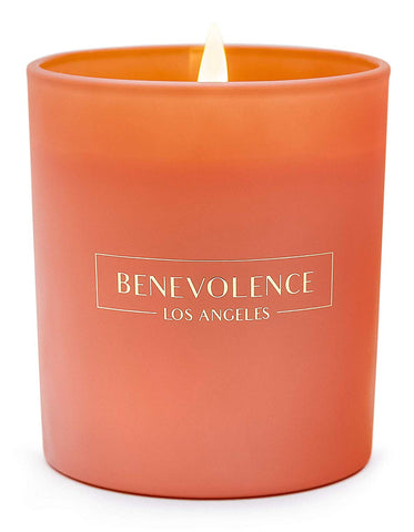 ORANGE CANDLE - FIGHTS HUMAN TRAFFICKING