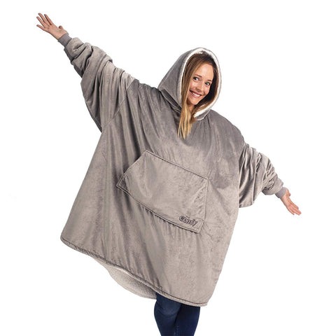 THE COMFY WEARABLE BLANKET - SUPPORTS SUSAN G. KOMEN