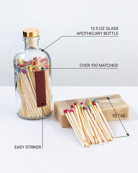 DECORATIVE MATCHES - FIGHTS HUMAN TRAFFICKING