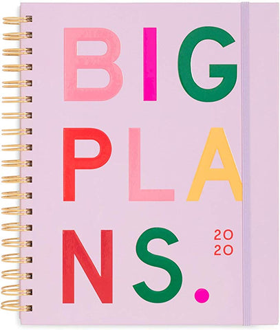 BIG PLANS PLANNER - MENTAL HEALTH AWARENESS