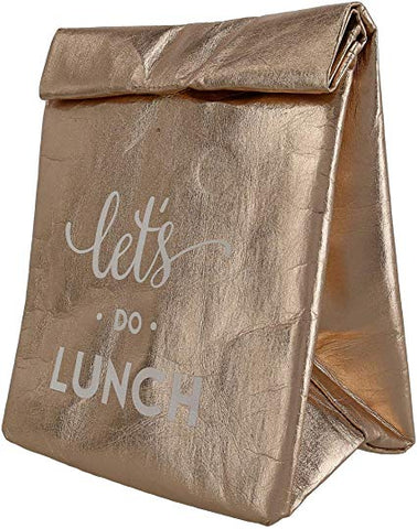 WASHABLE LUNCH BAG - HELPS THE ENVIRONMENT