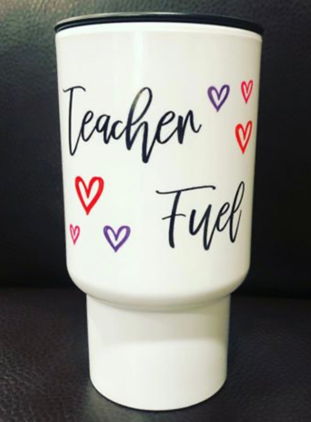 TEACHER FUEL TUMBLER - PW