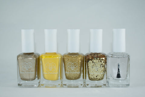 NAIL POLISH BEECAUSES - PEDIATRIC CANCER