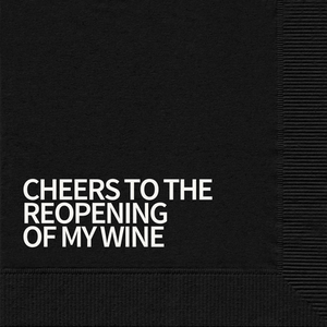 COCKTAIL NAPKINS - CHEERS