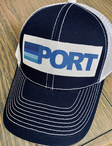 TRUCKER HAT - PORT