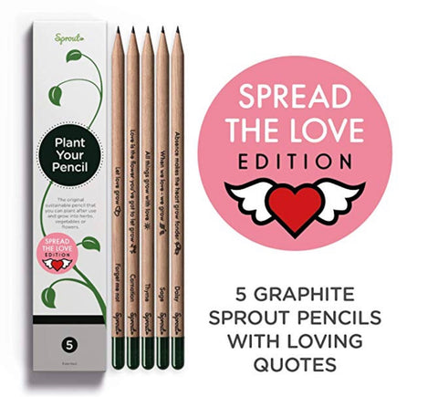 SPROUT PENCILS - PLANTABLE PENCILS