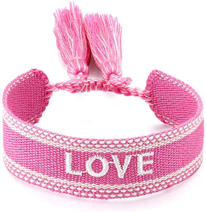 POSITIVE MESSAGE BRACELET - LOVE