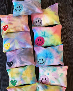 TIE DYE MASK HOLDERS - PW