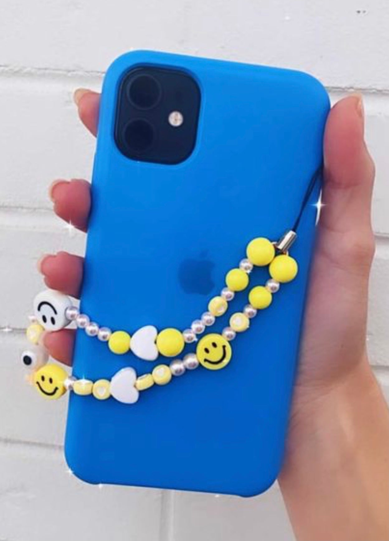 PHONE CHAIN - YELLOW