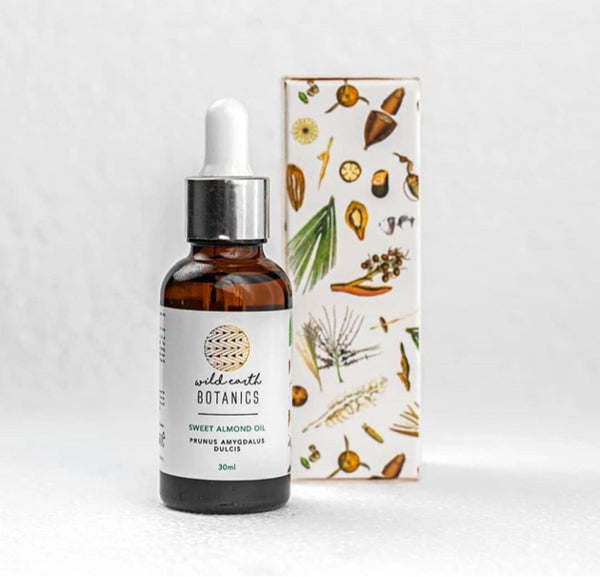 Wild Earth Botanics Sweet Almond Oil