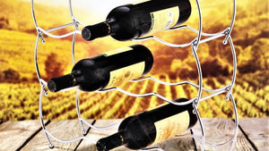 Decorative Wine Rack