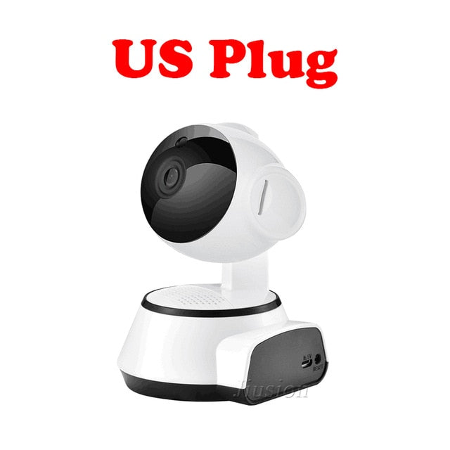 720P Mini WiFi IP Camaras de Seguridad CCTV Wireless Home Surveillance Night Vision Camera Security Nanny Cam