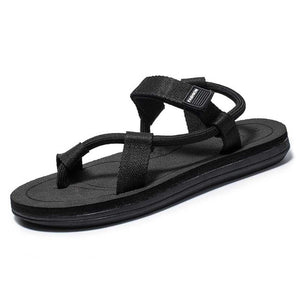 ARUONET Light Weight Casual Men Sandals Cool Street Slippers Summer Flip Flops Comfort Non Slip Man Beach Shoes Zapato Hombre