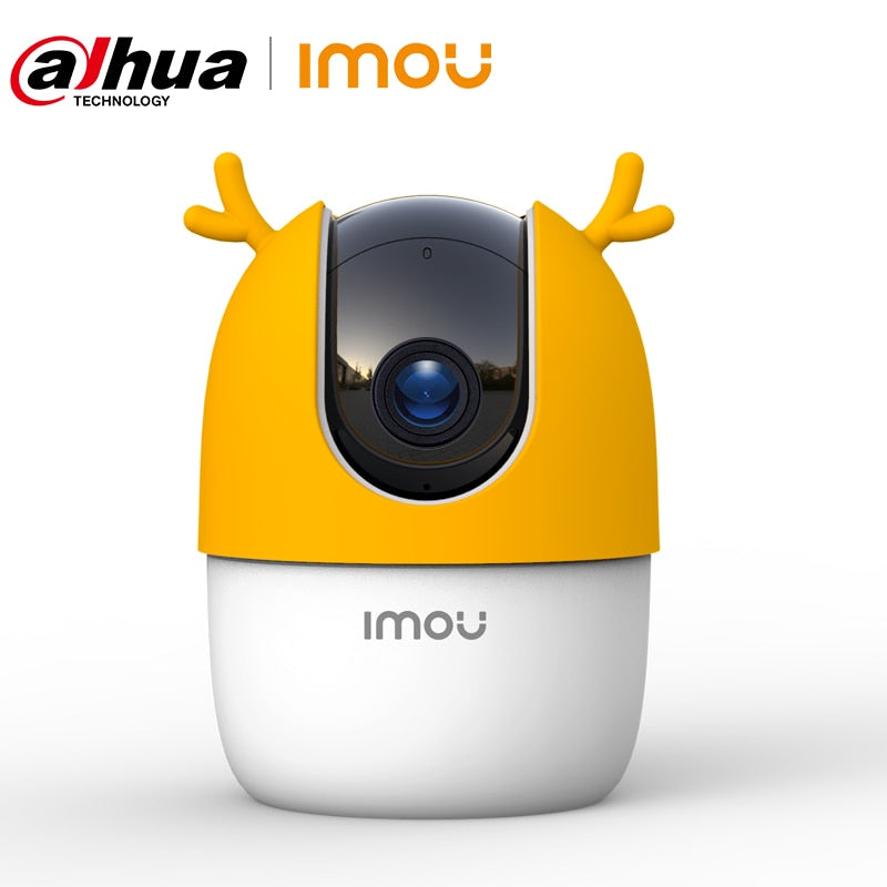 Dahua Imou Baby Monitor Camera Sends instant alerts whenever baby's crying Smart Tracking 360° Coverage Surveillance camera