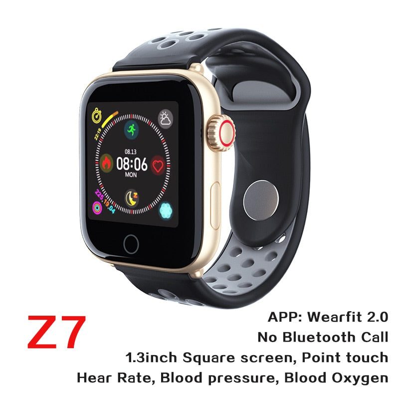 696 W34 Bluetooth Call Smart Watch ECG Heart Rate Monitor iwo 8 lite Smartwatch for Android iPhone  band PK iwo 8 10 11 12